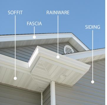 Siding, Soffit & Fascia, Gutters | Product Categories | Pohaki Lumber