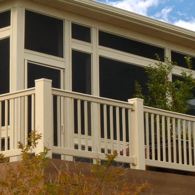 Screen Porch System